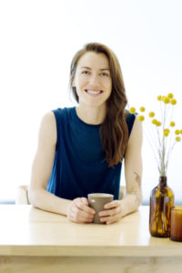 potrait of clarity's naturopath, Stephanie Stack