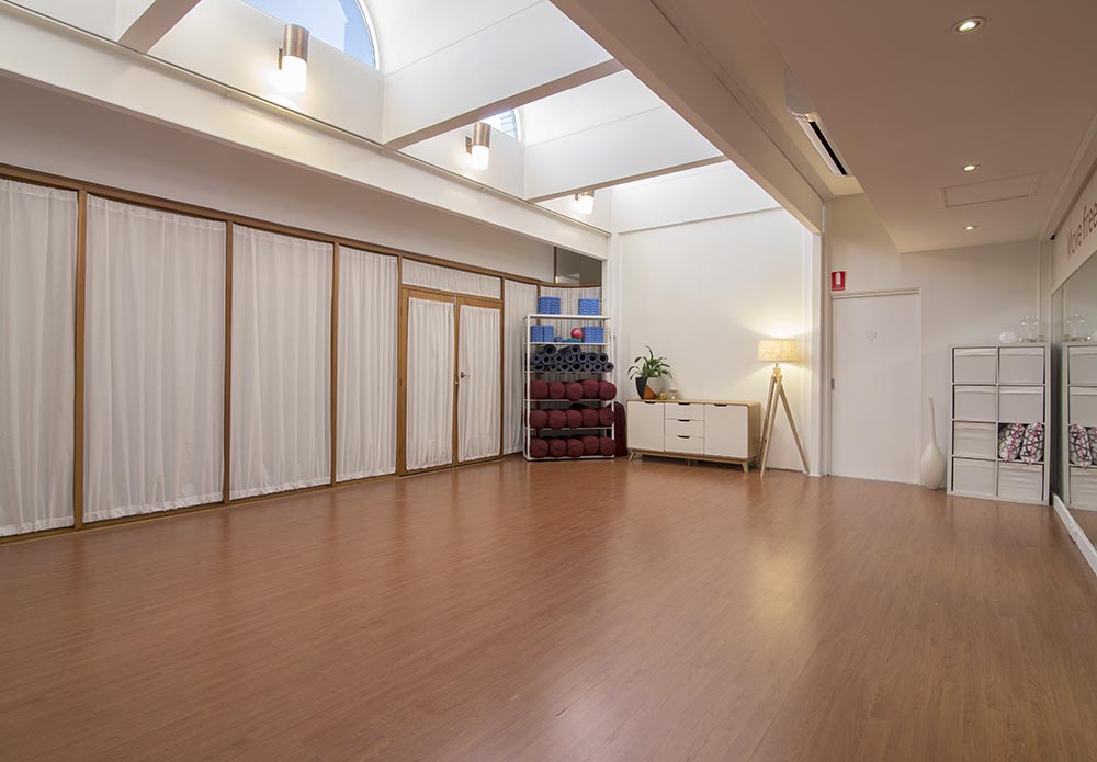 Event space for hire at Clarity Massage and Wellness North Adelaide