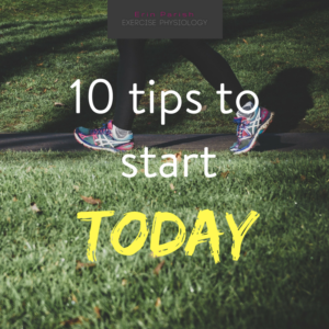 10 tips to exercise at clarity wellness