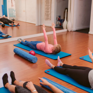 mat pilates at clarity wellness
