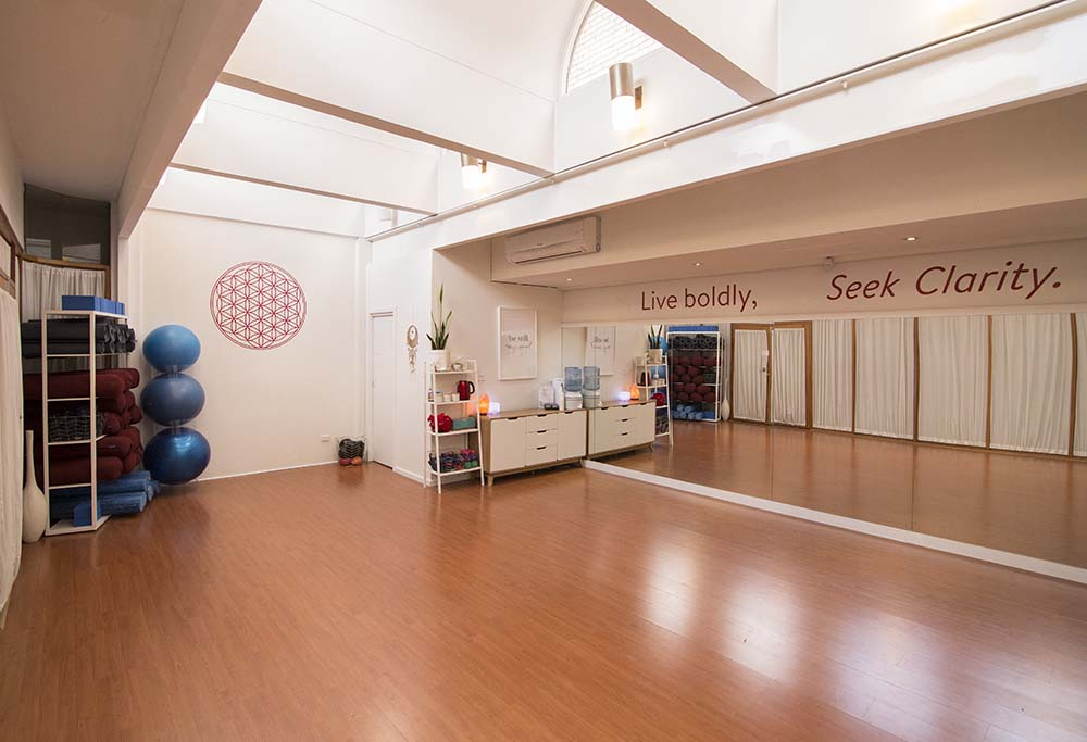 Room hire are Clarity Wellness in North Adelaide
