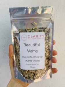 beautiful mama tea