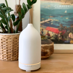 aromatherapy diffuser clarity wellness north adelaide