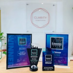 Clarity wellness adelaides best health and wellbeing 2018 and 2019