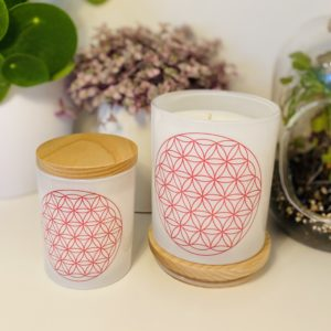 SALE! Candles (Flower of Life Range)