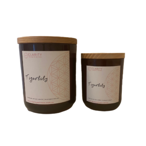 Clarity wellness North Adelaide candles