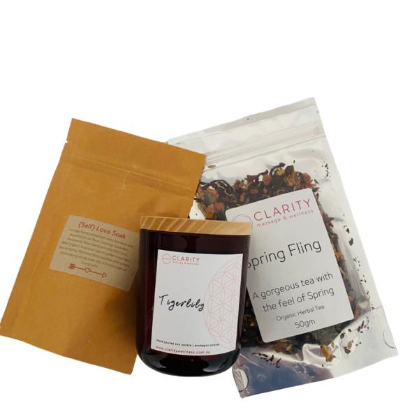 clarity wellness North Adelaide gift packs