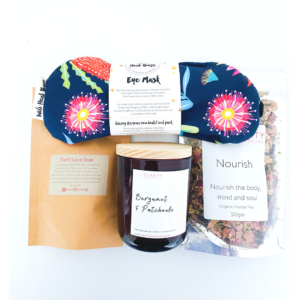 Clarity Massage & Wellness gift packs