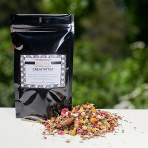 organic herbal tea at clarity massage and wellness north adelaide