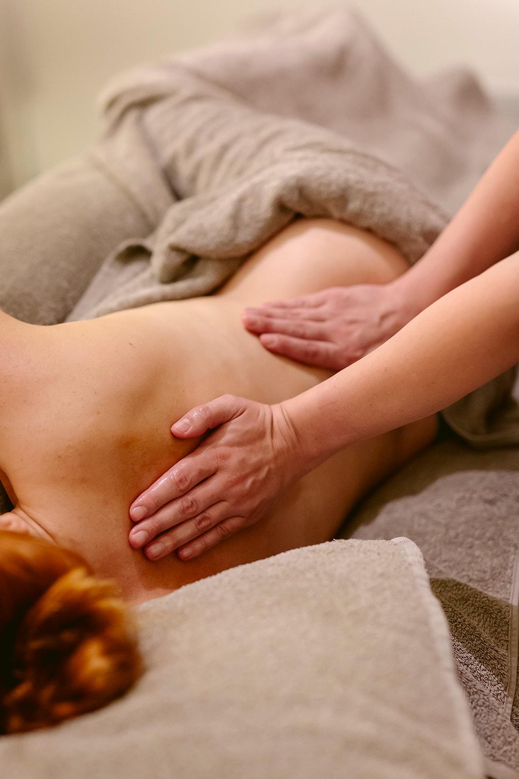 Sunday Massage at Clarity Wellness